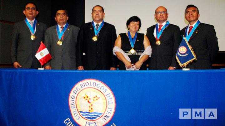 Colegio de Biólogos del Perú y PMA™ formalizan acuerdo académico