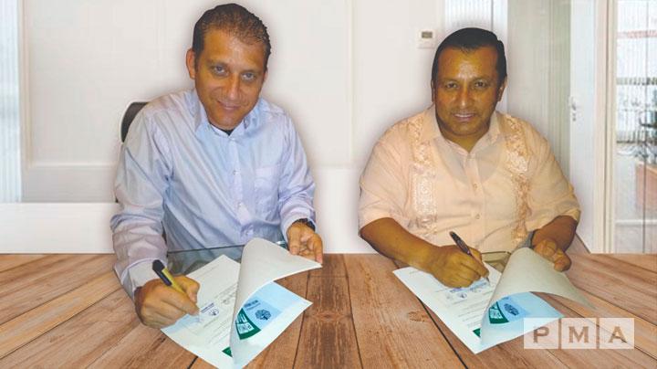 PMA y HOVA firman un acuerdo comercial