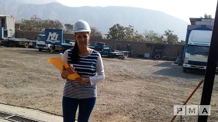 Grecia de Sousa, primera venezolana en obtener una Certificación PMA