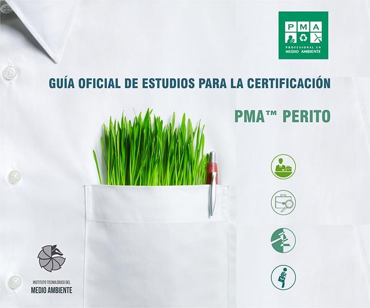 Guía Oficial de Estudios - PMA™ Perito Image