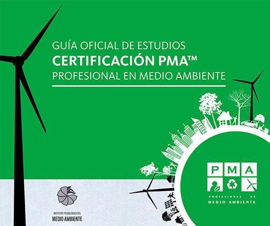 Guía Oficial de Estudios - Profesional en Medio Ambiente PMA™ Image